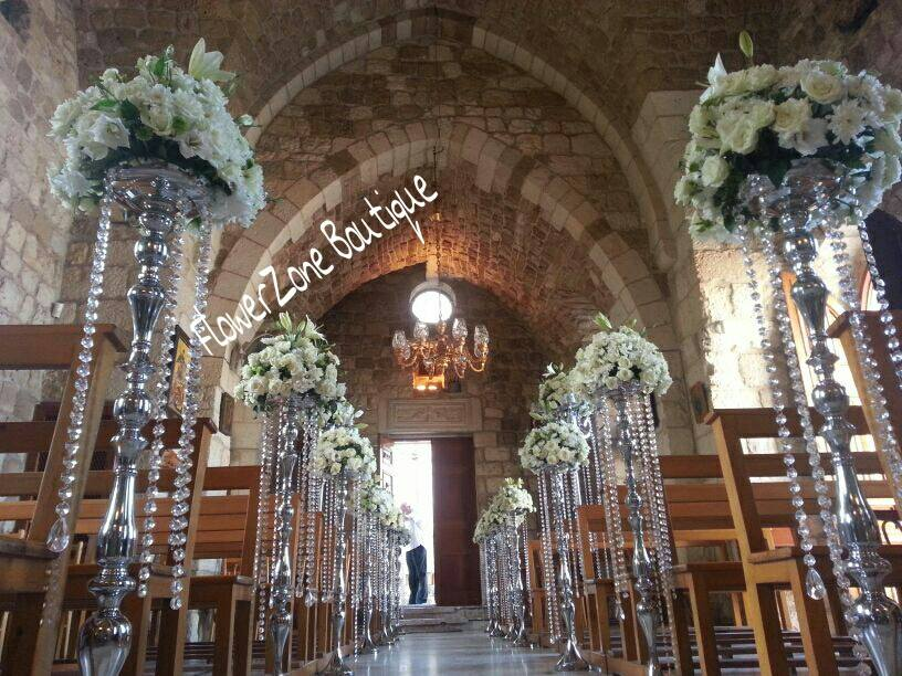 Wedding Flowers Bridal Bouquets Weddings Decoration Lebanon